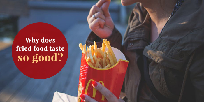 why the fries taste good In the article why the fries tastes good, eric schlosser introduces the readers to the flavor industry staying behind the curtains, the industry is the backbone to most of the delicious taste in processed foods in america nowadays.