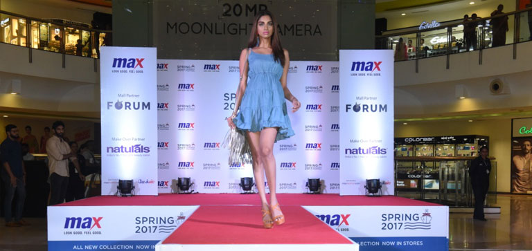 Max 2017 Spring collection Launch