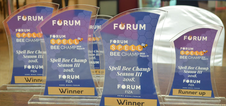 Forum Spell Bee Champ -2018