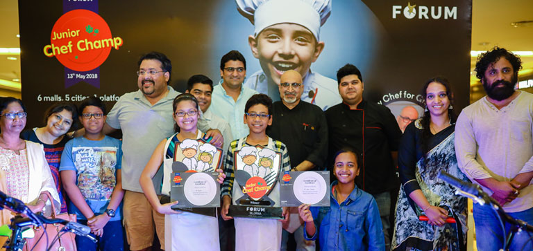 Forum Junior Chef Champ'18