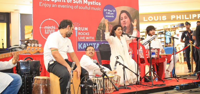 Forum Rocks Live with Kavitha Seth