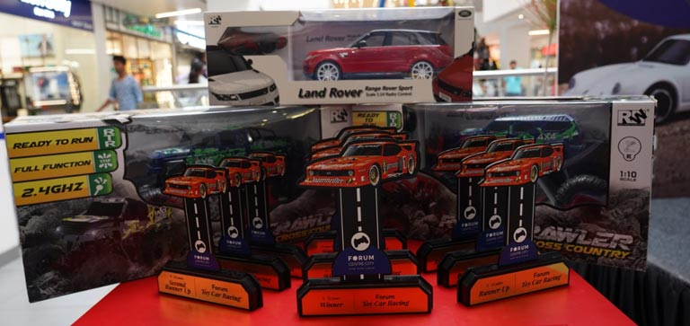 Forum Toy Car Racing