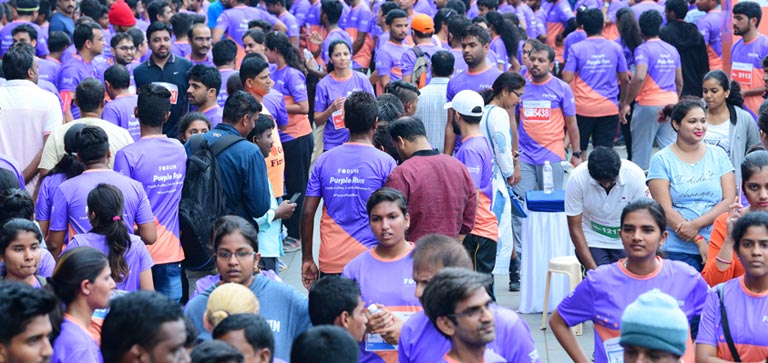 Forum Purple Run 2018