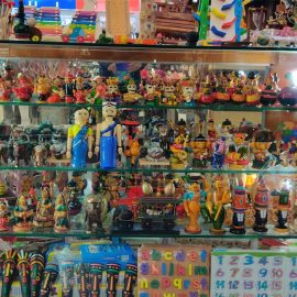 Channapatna toys and handicraft