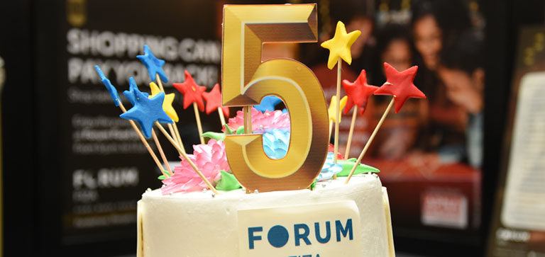 Forum Fiza Mall 5th Anniversary Celebration
