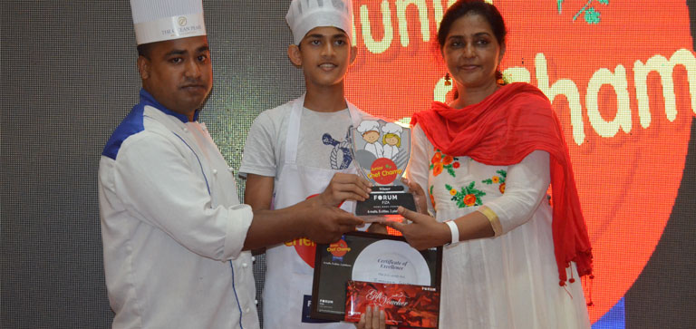 Forum Junior Chef Champ - 2018