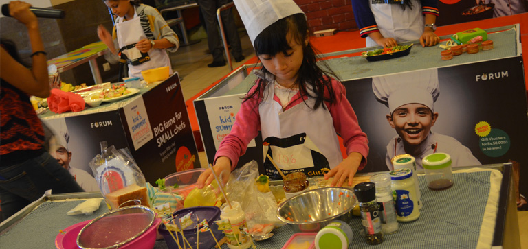 Forum Junior Chef Champ