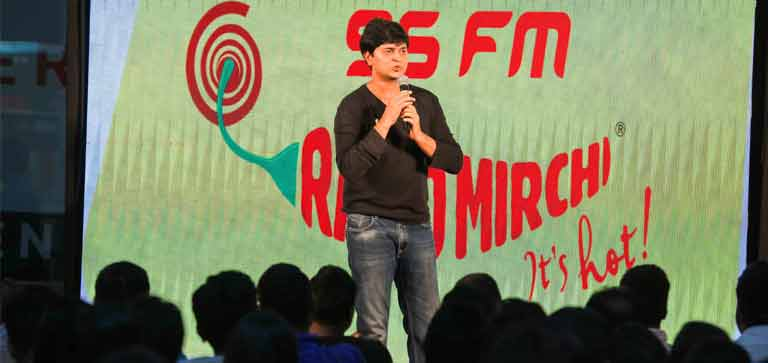 Laugh your heart out with Vipul Goyal