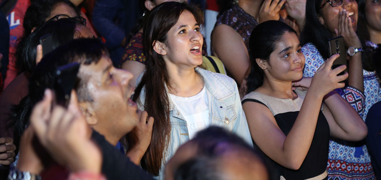 Forum Rocks Live with Monali Thakur