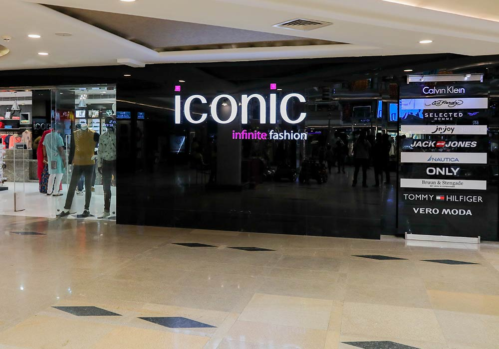 premium selection 1abd2 1ce4c Iconic at Forum Celebration Mall Udaipur